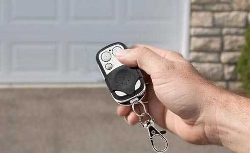 Fixing Garage Door Remotes