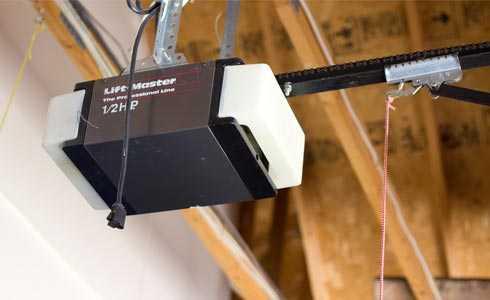 Repairing Garage Door Openers
